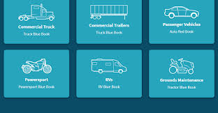 100 Commercial Truck Blue Book Price Digests Vehicle Database Available Through Online Software