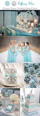 The Perfect Glitter And Sparkle Winter Wedding Ideas By Color Theme