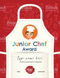 cours de cuisine pour professionnel cours de cuisine pour enfants conception de modèle de certificat