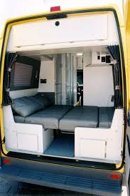 Sportsmobile Custom Camper Vans
