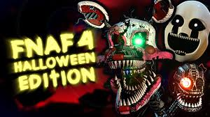 Cyanide And Happiness Halloween by Five Nights At Freddy U0027s 4 Halloween Edition Gameplay All