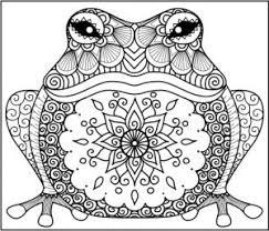 Pagan Animal Coloring Pages