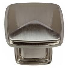 Gliderite Satin Pewter Deco Cabinet Pulls by Dynasty Hardware 1 1 4 In Flat Black Mushroom Cabinet Knob 25