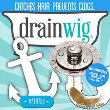 Bathtub Drain Clogged With Dirt by Drain Wig For The Bathtub Asseenontv Com Store
