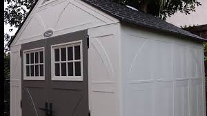 Suncast Sutton 7x7 Shed craftsman outdoor storage sheds youtube