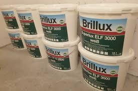 brillux superlux 3000 15l weiß wandfarbe farbe profi qualität