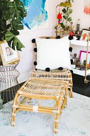 Wayfair Furniture Rocking Chair by Jump Inside This Millennial Pink Living Room With Wayfair Ruffled