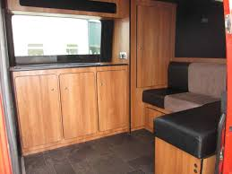 Showdown There Is No Which Van Conversion To Rv Morhome Ultimate Woodwork