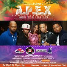 Apex Weekend 🌟 Sat March 9th 2019 🏁 Houston Texas ➡ Facebook