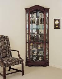 howard miller 680 249 jamestown curio cabinet kitchen