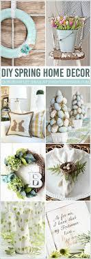 DIY Easter Home Decor Ideas