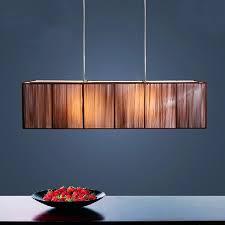 moderne dekorative hängeleuchte droplight lange esszimmer hängele licht tuch stoff esszimmer hängeleuchte le