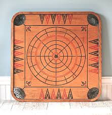 Antique Carrom Board Style C No 1 Crown Spider And By Ivorybird