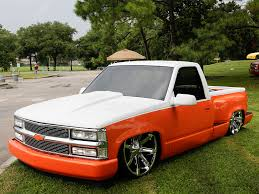 1974 Chevy Truck Long Bed Lowrider | GreatTrucksOnline