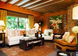 Orange Living Room Decor 15 Lively Design Ideas