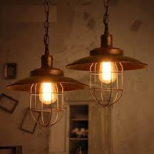 Nordic Loft Style Iron Pendant Light Fixtures Edison Industrial Vintage Lighting For Dining Room Hanging Lamp Retro Droplight In Lights From