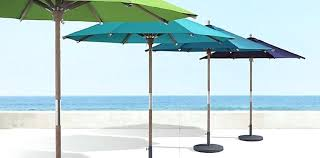 Pottery Barn Outdoor Umbrella Outdoors Umbrellas From Home Interior Company Names