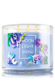 Bath And Body Works Pumpkin Apple Candle by Moonlight Path 3 Wick Candle Home Fragrance 1037181 Bath