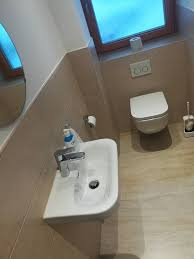 f lauricella gäste wc modernisiert boden und wände