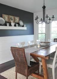 55 Rustic Farmhouse Dining Room Design Ideas