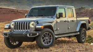 2019 Jeep Gladiator Overland - Legendary 4x4 Capability - YouTube