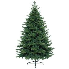 7ft Pencil Christmas Tree Uk by Kaemingk Everlands Kensington Spruce Christmas Tree 7ft
