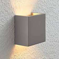 lindby beton wandleuchte wandle innen smira modern