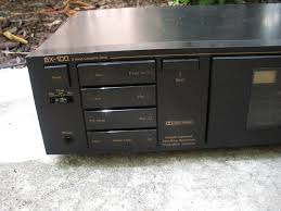 Nakamichi Tape Deck Bx 2 by Nakamichi Bx 100 Dual Head Cassette Deck New Belts Reverb