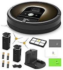 Irobot Roomba Floor Mopping by Irobot Roomba 980 Vacuum Cleaning Robot A Review Mopping Robot