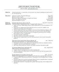 Resume Cover Letter Samples For Teacher Assistant Best