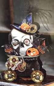 Halloween Blow Molds Kmart by Vintage Halloween Collector August 2016