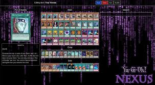 Yugioh Nordic Deck Build by Deck Vault