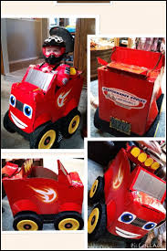 Blaze And The Monster Machines Halloween Costume Cute Blaze And The ...