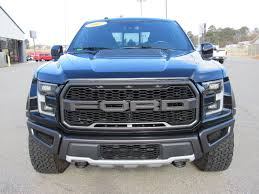 2017 Used Ford F-150 Raptor 4WD SuperCrew 5.5' Box At Landers ...