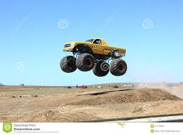 Monster Truck Stock Image. Image Of Spectacular, Driving - 31110595
