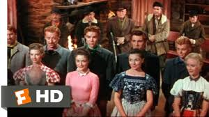 Seven Brides For Seven Brothers (10/10) Movie CLIP - Shotgun ... Seven Brides For Brothers 1954 Mubi 910 Movie Clip Spring Operetta Opens Sequim Irrigation 2015 Our Heritage Open Air Barn Dance From The Stanley Donens Film 410 Goin Courtin Dance Aoo Productions At The Pontipee Brothers Go To Town Acourtin Crosscounties Connect June Of Moon Best Movie Ever Kcmt Barn Dress Rehearsal Cast Pittsburgh Clos