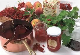 ribisel pfirsich marmelade