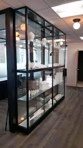 vitrine d exposition occasion vitrines nos réalisations vitrina créations