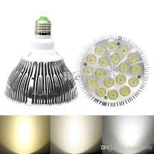 dhl dimmable led bulb par38 par30 par20 85 240v 9w 10w 14w 18w 24w