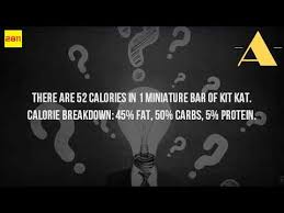 Pumpkin Pie Blizzard Calories Mini by How Many Calories Are In A Kit Kat Mini Youtube