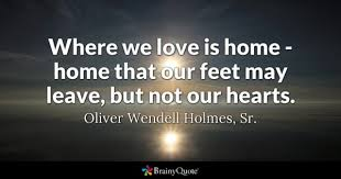 Where We Love Is Home