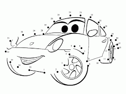 Mcqueen Cars Coloring Pages Perfect Body