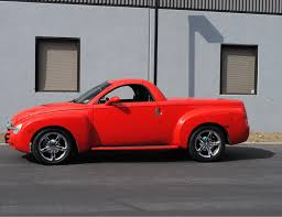 100 Ssr Truck For Sale 2005 Chevy SSR Convertible Pick Up For Sale