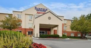 Hotel in St Charles MO near Lindenwood University