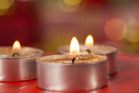 bougies allumées télécharger des photos gratuitement