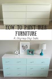 How to Paint IKEA Laminate Furniture Finding Purpose Blog