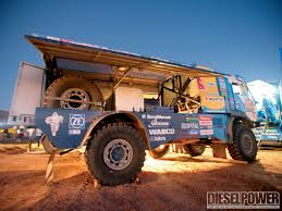 From Russia With Love Kamaz T4 Dakar Race Truck - Diesel Power Magazine