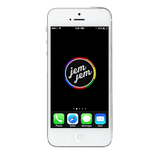 CLEARANCE Refurbished Apple iPhone 5 T Mobile White 16GB JemJem