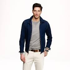 J.crew Wallace Barnes Indigo Deck Jacket In Japanese Selvedge ... Jcrew Wallace Barnes Pieced A2 Bomber Jacket In Green For Men Jcrew Mens Lweight Military Jacket Garment Cpo Black Lyst English Wool Turtleneck Sweater Sherpacollar Contrast August 2016 Style Guide Pleated Shorts Guides Shetland Cardigan Military Denim Workshirt Sussex Quilted Marled Cotton Anchorknit Japanese Blue Shortsleeve Indigo Sweatshirt