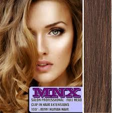 Light Caramel Brown Hair Extensions – Triple Weft Hair Extensions